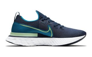 Nike REACT INFINITY RUN FLYKNL AZUL MARINO CD4371 402