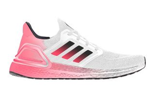 adidas ULTRABOOST 20 WHITE PINK