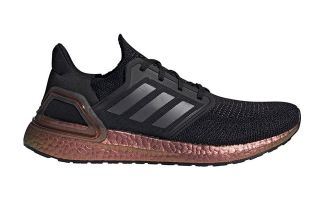 adidas ULTRABOOST 20 BLACK GREY