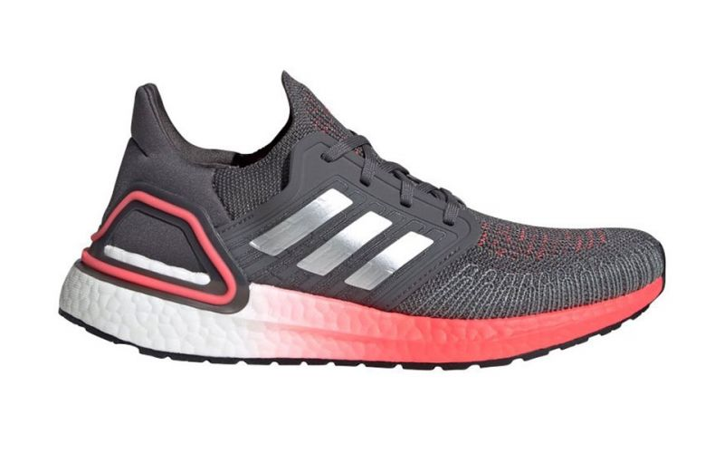 ULTRABOOST 20 GRIS NEGRO MUJER FV8347