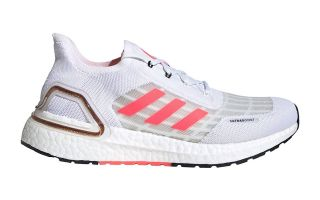 adidas ULTRABOOST SUMMER.RDY WHITE PINK WOMEN