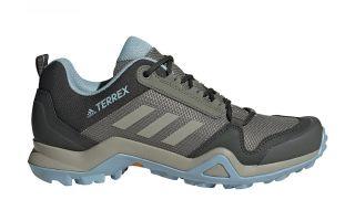 adidas TERREX AX3 GREY BLUE WOMEN