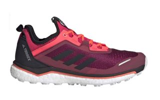 adidas TERREX AGRAVIC FLOW ROSA NEGRO MUJER FV2487