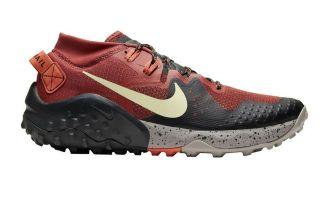 Nike WILDHORSE 6 GRANATO GRIGIO