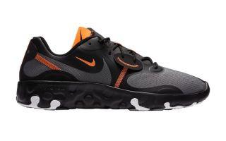 Nike RENEW LUCENT 2 NEGRO GRIS CK7811 001