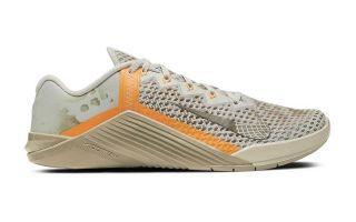 Nike METCON 6 BEIGE NARANJA CK9388 028