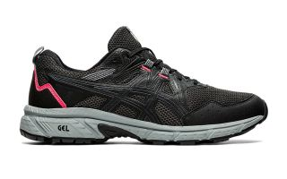 Asics GEL VENTURE 8 BLACK GREY