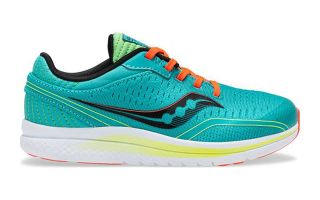 Saucony KINVARA 11 AQUA BLUE JUNIOR