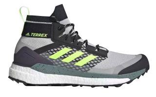 adidas TERREX FREE HIKER GREY BLACK