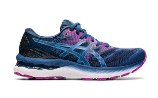 Asics GEL-NIMBUS 23 BLUE PINK WOMEN