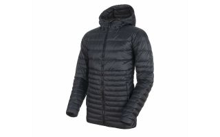 Mammut GIACCA CONVEY IN HOODED NERO