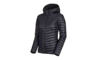 Mammut JACKET CONVEY IN HOODED BLACK WOMEN