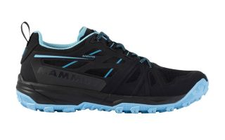 Mammut SAENTIS LOW BLACK BLUE WOMEN