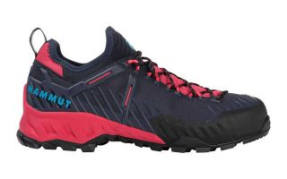 Mammut ALNASCA KNIT II GTX LOW PURPLE PINK WOMEN