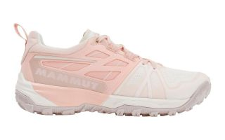 Mammut SAENTIS LOW WHITE PINK WOMEN