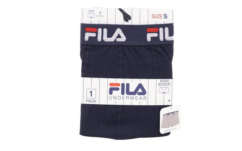 BOXER FILA AZUL NAVY FU5142 321