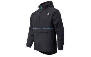 CHAQUETA ATHLETICS TERRAIN NEGRO