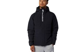 New Balance JACKET SPORT STYLE OPTIKS DOWN BLACK