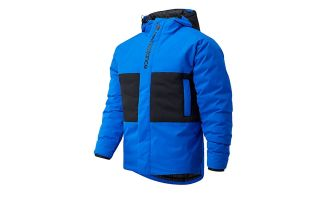 New Balance JACKET SPORT STYLE OPTIKS DOWN BLUE