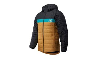 New Balance JACKET ATHLETICS TERRAIN INS 78 BLACK GOLD