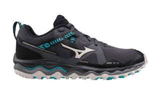 Mizuno WAVE MUJIN 7 GREY BLUE WOMEN