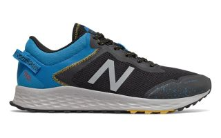 New Balance FRESH FOAM ARISHI TRAIL NEGRO AZUL MTARISG1
