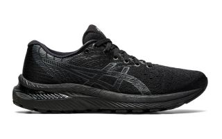 Asics GEL-CUMULUS 22 BLACK GREY WOMEN