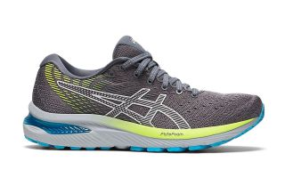 Asics GEL-CUMULUS 22 GREY SILVER WOMEN