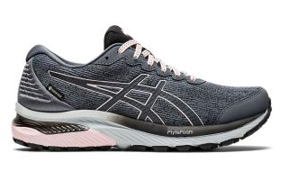 Asics GEL-CUMULUS 22 GTX GREY PEACH WOMEN