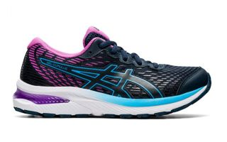 Asics GEL-CUMULUS 22 GS BLUE PURPLE JUNIOR
