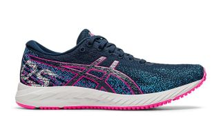 Asics GEL-DS TRAINER 26 AZUL ROSA MUJER
