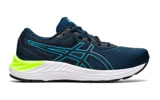 Asics GEL-EXCITE 8 GS NAVY BLUE AQUA JUNIOR