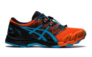 Asics GEL-FUJITRABUCO SKY ORANGE AQUA