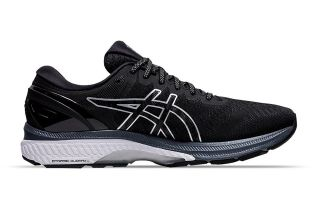 Asics GEL-KAYANO 27 BLACK WHITE 1011A767 001