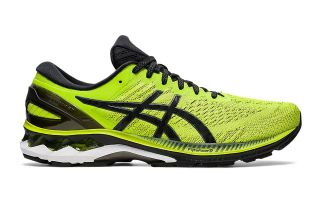 Asics GEL-KAYANO 27 LIME NOIR 1011A767�300