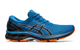 Asics GEL-KAYANO 27 BLUE BLACK