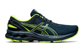 Asics GEL-KAYANO 27 LITE-SHOW BLUE YELLOW
