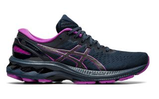 Asics GEL-KAYANO 27 LITE-SHOW BLUE PURPLE WOMEN