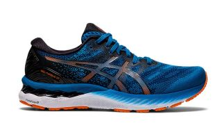 Asics GEL-NIMBUS 23 BLUE BLACK