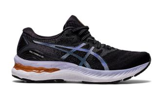 Asics GEL-NIMBUS 23 BLACK GOLDEN FOR WOMEN 1012A885 003