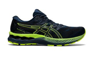 Asics GEL-NIMBUS 23 LITE-SHOW BLUE YELLOW