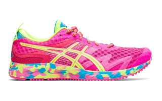 Asics GEL-NOOSA TRI 12 PINK YELLOW WOMEN