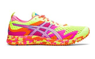 Asics GEL-NOOSA TRI 12 YELLOW PINK WOMEN
