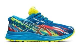 Asics ASICS GEL-NOOSA TRI 13 GS ZUL AMARILLO JUNIOR 1014A209 400