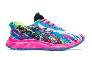 Asics GEL-NOOSA TRI 13 GS BLUE PINK JUNIOR 1014A209 401