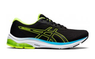 <center><b>Asics</b><br > <em>ASICS GEL-PULSE 12 NEGRO FL�OR 1011A844 006</em>
