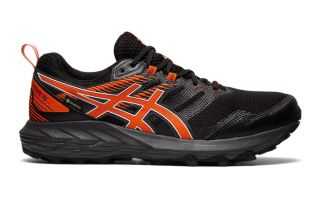 Asics GEL-SONOMA 6 GTX BLACK ORANGE