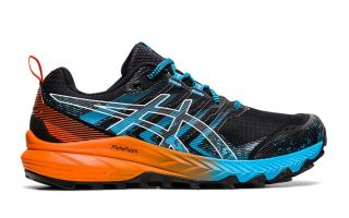 Asics GEL-TRABUCO 9 BLACK WHITE