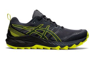 Asics GEL-TRABUCO 9 GREY YELLOW