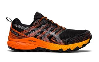 Asics GEL-TRABUCO 9 GTX BLACK ORANGE